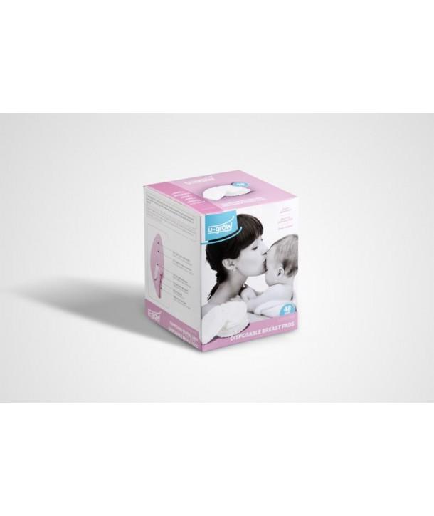 Tampoane Anti Lactatie Cutie 48 buc